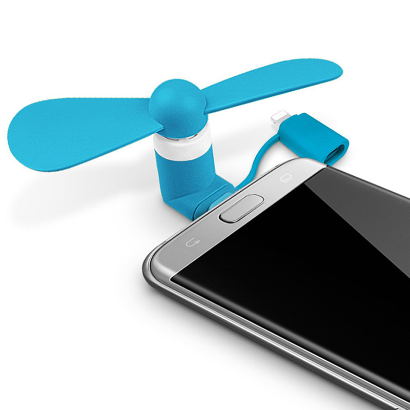 Portable Travel Gadget Flexible Mini Micro Usb Fans For Samsung For