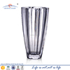 hot sale machine made vintage glass vase for Home Decoration
