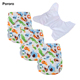 happy pororo baby cloth diaper and pads wholesale