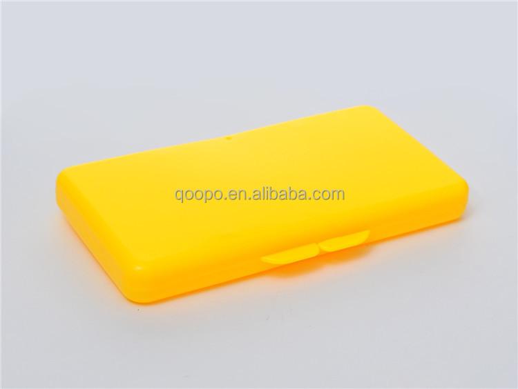 Custom Plastic Baby Wet Wipes Case Travel Wipe Case
