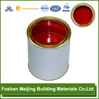 professional chemical formula of white glue glass paint for mosaic manufacture