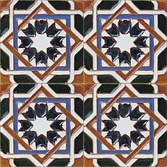 Arabic Style Tiles