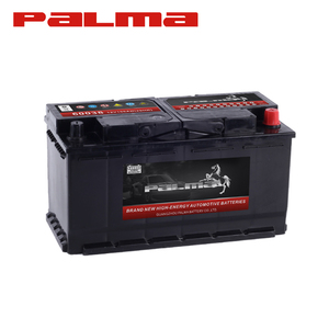 factory direct sale low price high performance DIN60038 size 12V100AH PB-CA alloy MF korean car battery