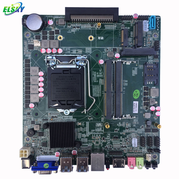 Best price Intel Core i7 6th Gen.I7-6700 processor DDR4 OPS Fanless Motherboard for HTPC