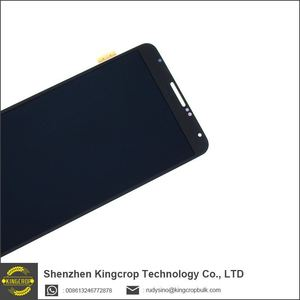 High quality for samsung galaxy note 2 n7100 lcd glass combo touch screen