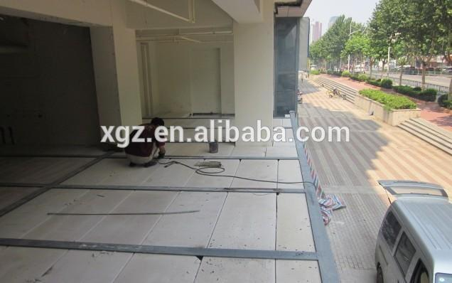 XGZ prefabricated wall cement sandwich panel