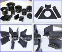 shot blasting machine precision casting spare parts