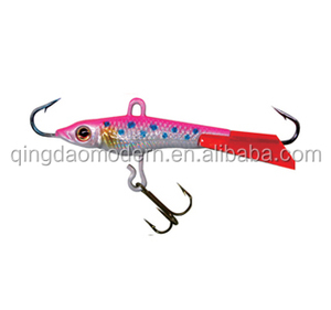 Ice fishing lure vertical jig fishing lures lead jig head