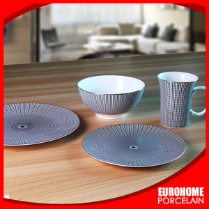 Eurohome factory supplier hot sale new everyday dinnerware