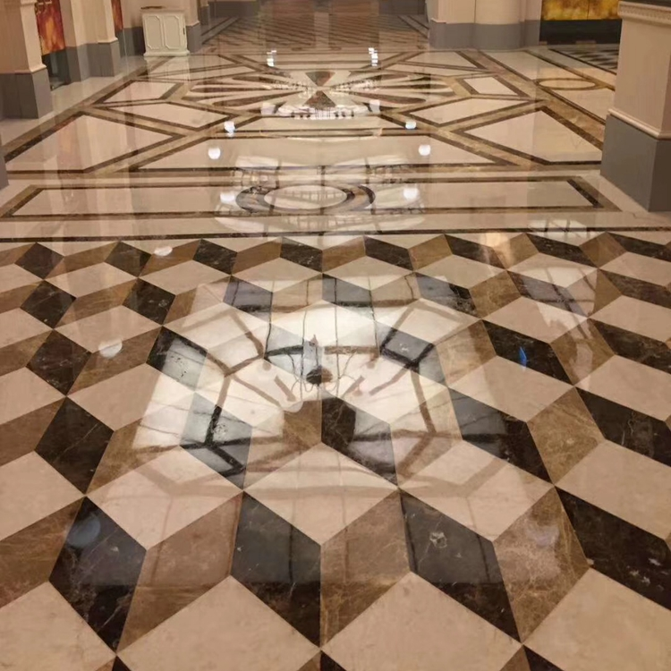 Manufacturer From China Hotel Lobby 3d Marble/granite Waterjet ...