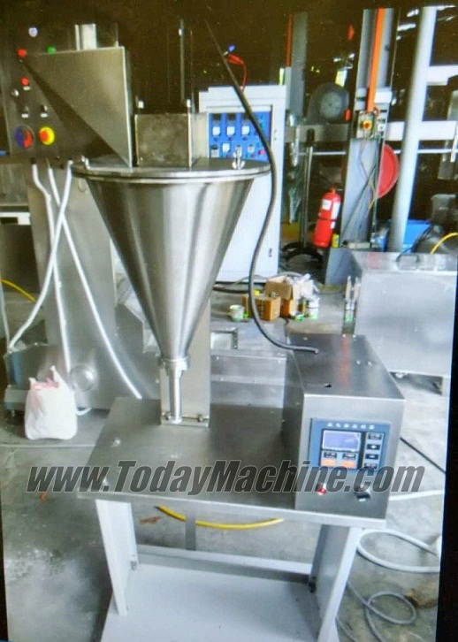 can/tin/bottle milk powder Filling Machine and loader