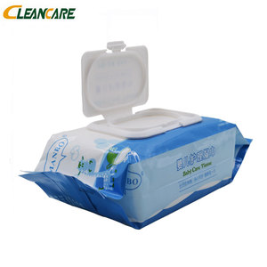 Natural Mosquito Repellent Sensitive Skin Care Baby Wet Tissue