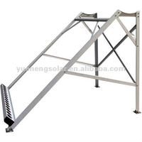 Solar water heater stainless steel solar supporting bracket