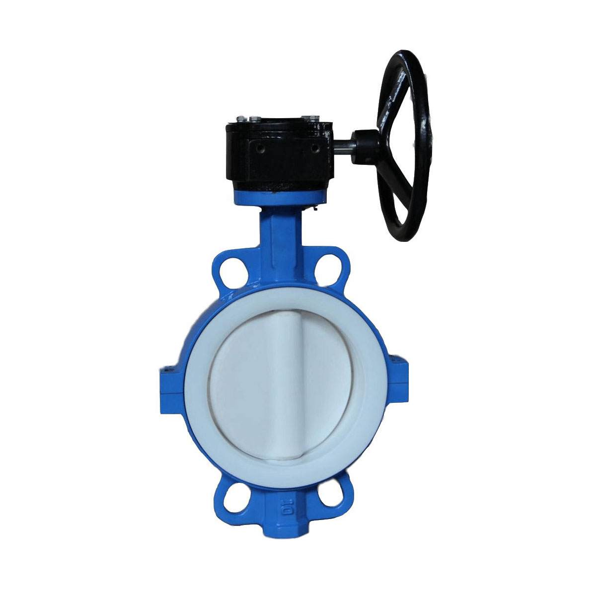 Dn150 Cast Iron Gg25 Sea Water Split Body Wafer Style Butterfly Valve - Buy  Sea Water Butterfly Valve,Split Body Wafer Style Butterfly Valve,Dn150