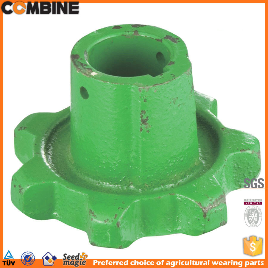 Chain Sprocket for harvester parts