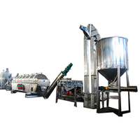 Himalayan/Sea/lake salt processing equipment/ extraction machine