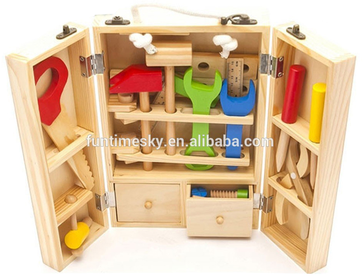 Wholesale new high quality Kids wooden creative toys