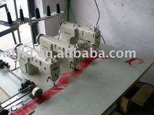 Free Shipping - Brother Three Heads Sewing Machine / wefted hair / Hair Weaving / Weft Machine