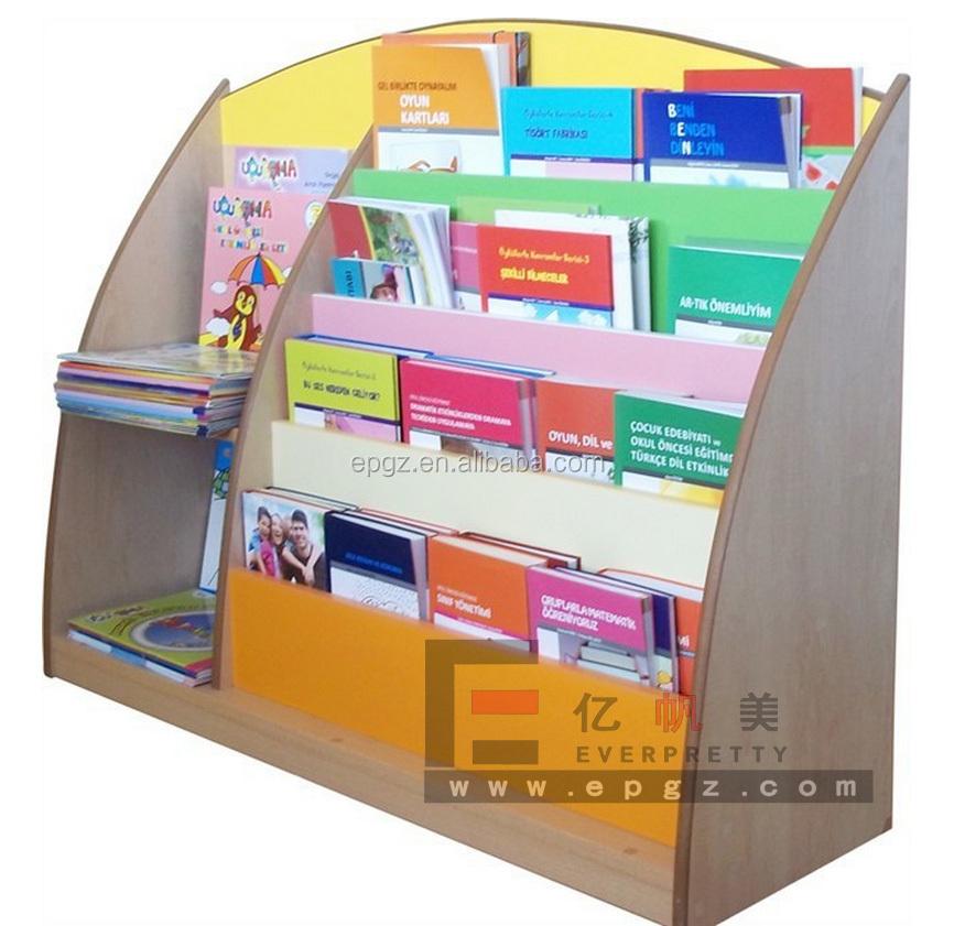Cheap Nursery School Furniture Book Rackskids Shelfmdf Library Bookshelf For Kids
