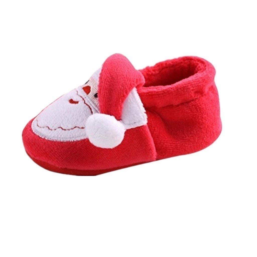 4718e59439 Get Quotations · Baby Christmas Shoes