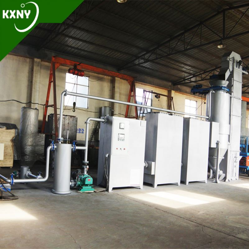 biomass gasifier syngas genset with electricity generators gasification equipment