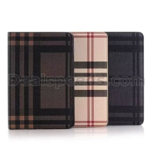 Flip Stand TPU+ PU Wallet Style Leather Case Cover for Ipad Mini Case