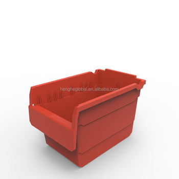 200x300x200mm Hdpp Back Hanging Plastic Chemical Storage Container