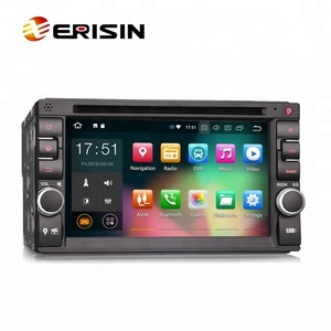 "Erisin ES7836U Universal 6.2"" HD Touch Screen Octa Core Car Audio System with DVD GPS Sat DAB+ 4G TPMS"