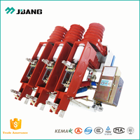 Indoor HV vacuum load break switch with fuse combination apparatus FZN25-12/T630-20 type electrical circuit breaker
