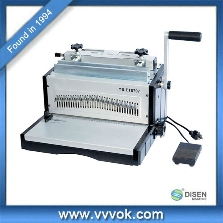 Spiral Wire Binding Machine Price