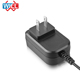 US plug power adapter CE SAA GS BS UL approved 5V 1A 2A 12V 1A 2A power adapter for blue tooth speaker