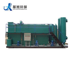 DAF air flotation machine used starch industry waste water