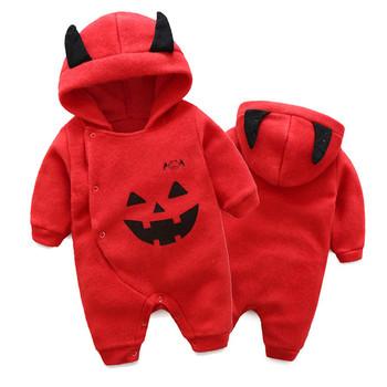 halloween cute baby polar fleece romper costoms costumes