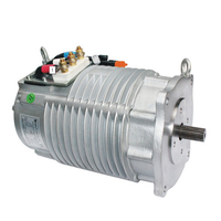 Drip proof Protect 3phase 10kw 96v AC Motor for electric vehicle
