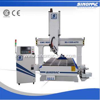 Hot! S2-1325-ATC CNC Milling Machine With Large Bearing Capacity And Long Working Life