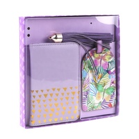 Butterfly Series Passport Cover, Luggage Tag & Keychain Set