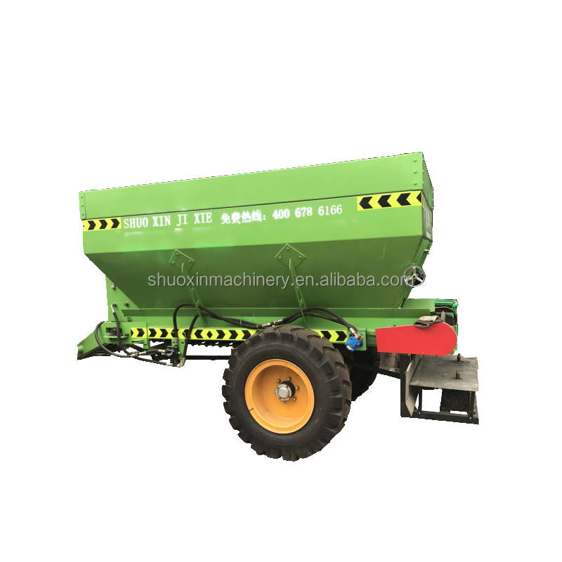 Agriculture Farming Muck Spreader Tractor Trailer Dung Products Hot Sale Other