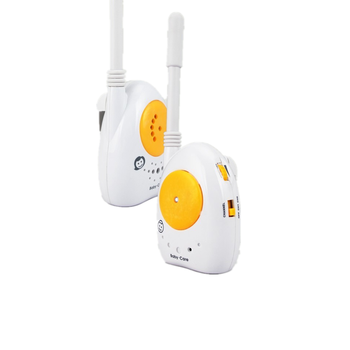 one way audio baby monitor  long range transmission bm-168 wireless walkie phone monitor
