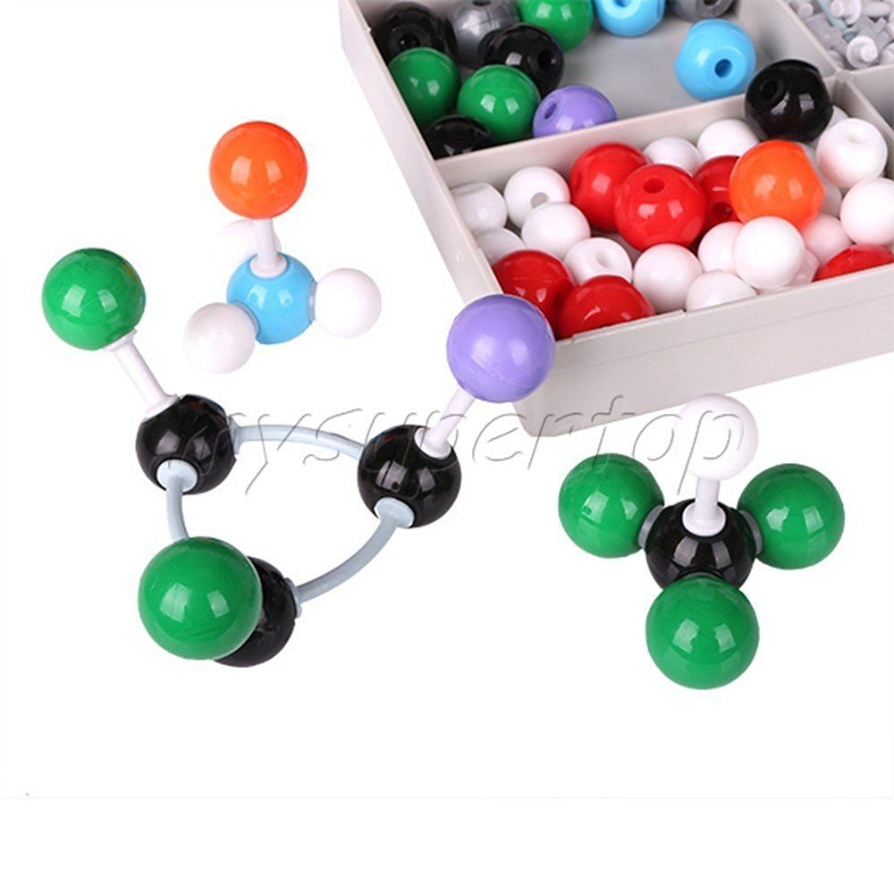 Sangdo Organic Chemistry Atom Molecular Structure Models Set for Teacher Classroom