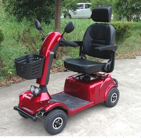2015 hot sale 4 wheel middle size mobility scooter/electric mobility scooter/disabled scooter for sale