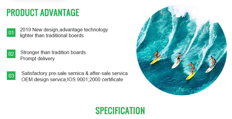 Hot Sale Electric Surfboard Surfing Boards Stand Up Paddle Boards