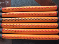 Rubber PU leather Golf Grips