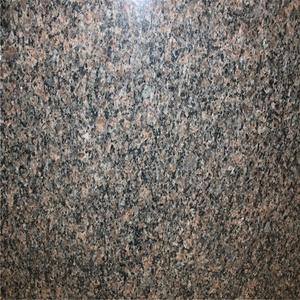 New Caledonia Brown Granite Price For Polishing Slabs And Tiles