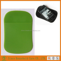 Auto accessories anti slip mat to charge your phone