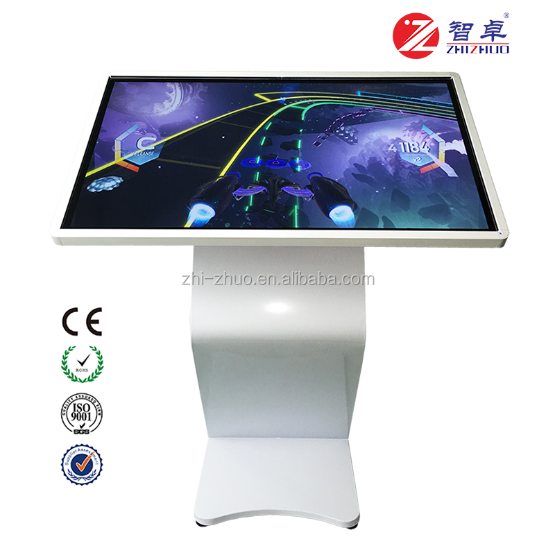 42 inch 3g wifi full hd advertising touchscreen interactive kiosk price