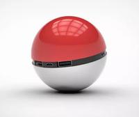 High Quality Pokeball Power Bank 12000mah Light Pokemon Ball ...