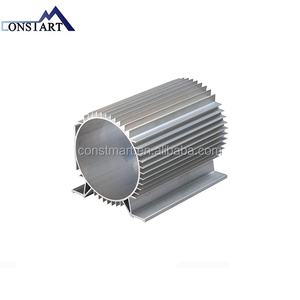 China Constmart diameter 100mm alloy extruding aluminum heatsink