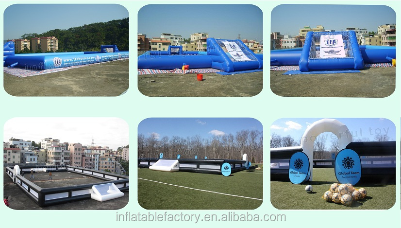 Guangzhou factory inflatable wrecking ball  dodgeball sport games
