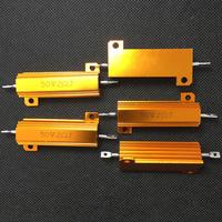 Aluminum Housed Power Wirewound Resistors AH Series 5W 10W 25W 35W 40W 50W 75W 100W 200W 250W 300W