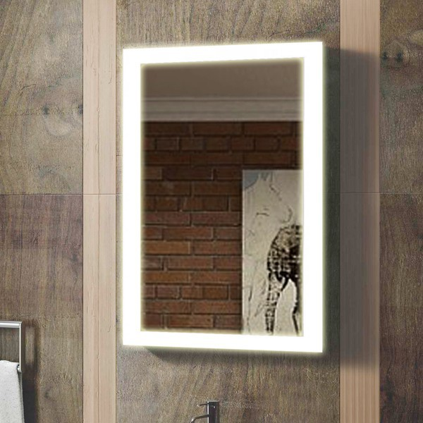 Electric Led Bathroom Edge Lit Mirror